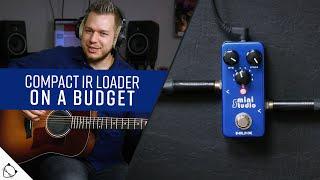 Pocket Size IR Loader - NUX Mini Studio Pedal