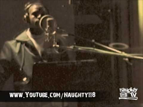 Naughty  Nature  1994 CRAZIEST original recording session