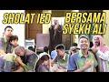 SHOLAT IED DAN LEBARAN SEDERHANA DI ANDARA.. PERTAMA KALI LEBARAN DI JAKARTA!!