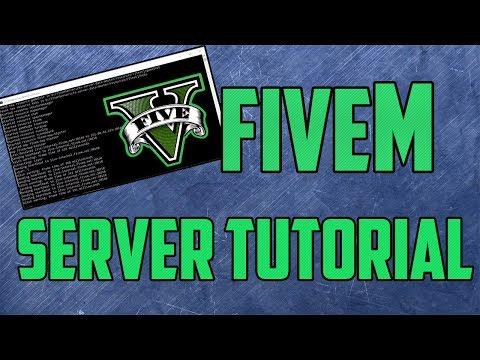 Create a FiveM Server on Windows – Leyer Tech