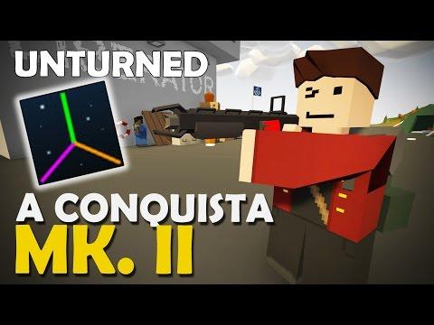 Unturned - Como Conseguir a Conquista Mk. II