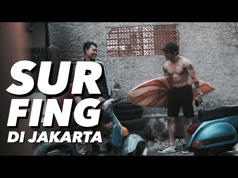 SURFING DI JAKARTA ? **SOCIAL EXPERIMENT**