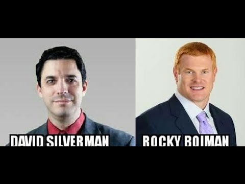 """Religion and Atheism"" - David Silverman - Rocky Boiman"