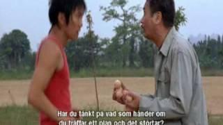 Shaolin soccer practice