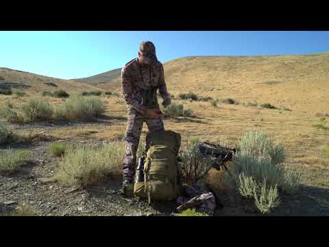 What Does Remi Warren Pack For A 5 Day Hunt?
