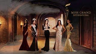 Top 5 Final Miss Grand International 2017 (Preliminary)