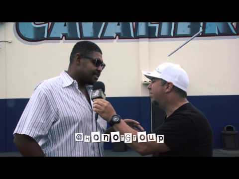 The Honor Group: Omar Benson Miller talks with Coach Soto about The Honor Bowl
