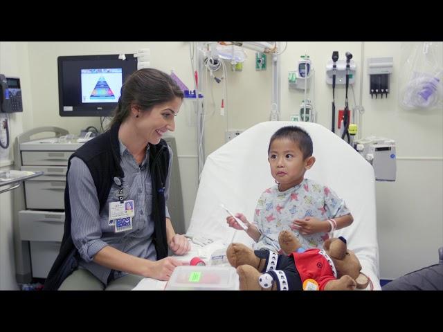 Caregivers Who Speak the Language of Kids