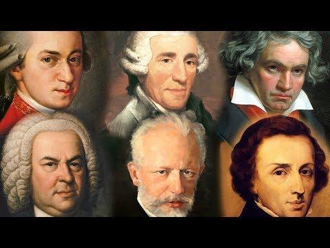 Lo Mejor de la Música Clásica | Octubre Clásico | Mozart, Bach, Beethoven, Chopin, Tchaikovsky...