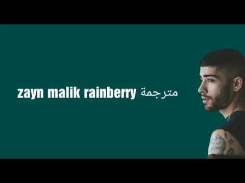 Zayn Malik Rainberry مترجم
