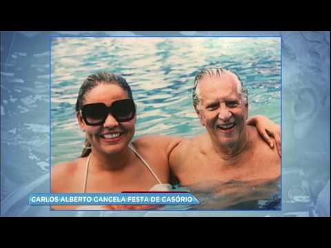 Hora da Venenosa: Carlos Alberto de Nóbrega cancela festa de casamento