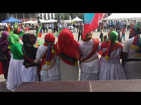 Ogaden Culture Vestival Day Held in Kenya @2016