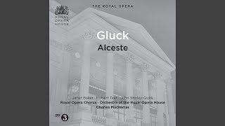 Alceste (Sung in French) : Act III: Divertissement: Andante in A Major