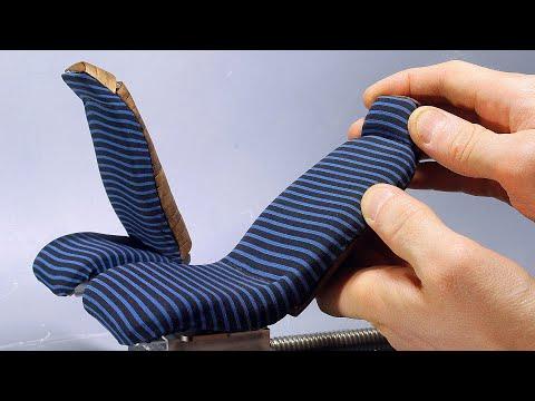 Scratch building soft adjustable seats