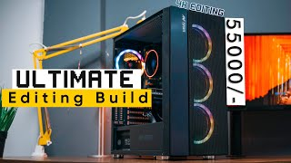 Shop from amazon - https://amzn.to/2f0xw4k hello guys kushal here in this video i showed you the best 55000 rs editing pc build of 2020 with can...