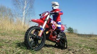 Неудачный Весенний Выезд ... Мотоцикл На Радиоуправлении Skyrc Sr5 1/4 Scale Super