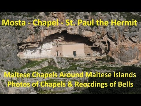 Maltese Chapels Around Maltese Islands - Photos & Recording of the Bells