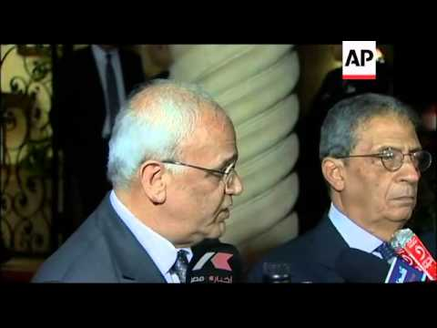 Palestinian President and Arab League SG discuss Israeli settlement