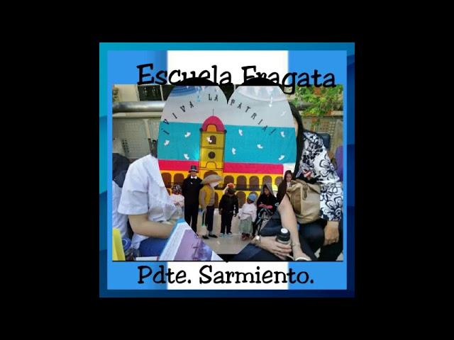 Esc. Fragata Presidente Sarmiento - 25 de Mayo