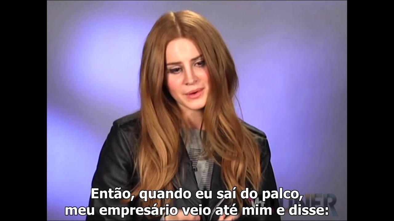 Lana del rey fala sobre paz de la huerta e coachella 2012 for Piscina huerta del rey