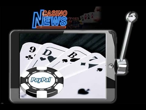 Paypalcasinos - Onlinecasinos Und Paypal