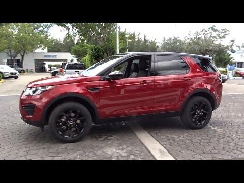 2017 Land Rover Discovery Sport Miami, Aventura, Fort Lauderdale, Broward, Miami Beach, FL NHH641530
