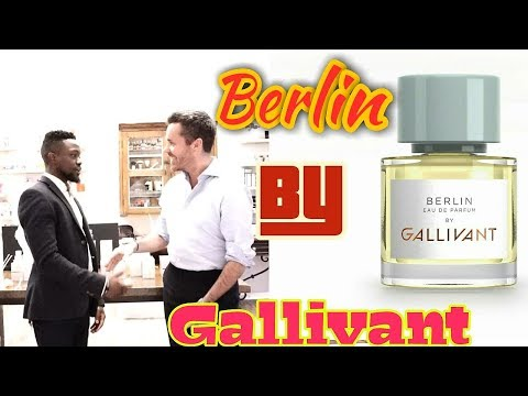 Nick Interview & Berlin by Galivant Review