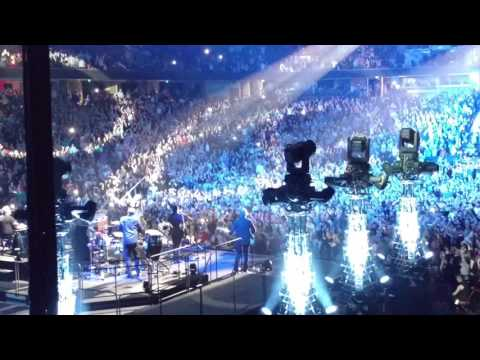 Bon Jovi Live 'Livin On A Prayer' FINALE Greenville SC 2/8/17