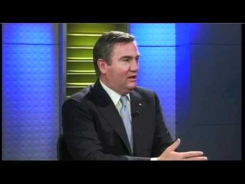 Leigh Matthews interviews Eddie McGuire pt2