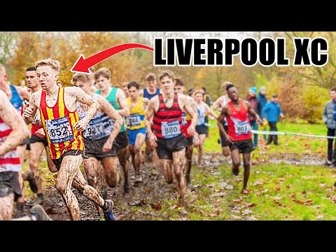 EUROPEANS COMPETITION VLOG - LIVERPOOL CROSS COUNTRY RUNNING VLOG