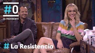 LA RESISTENCIA - Entrevista a Patricia Conde y Ángel Martín | #LaResistencia 17.06.2019