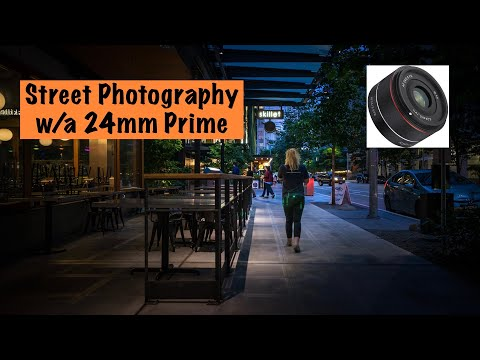 My New 24mm Prime Lens for Street Photography thumbnail