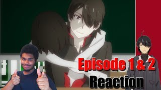 Owarimonogatari Episode 1 & 2 Reaction: Ougi Formula