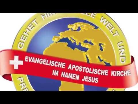Para La IEANJESUS Zurich Suiza.
