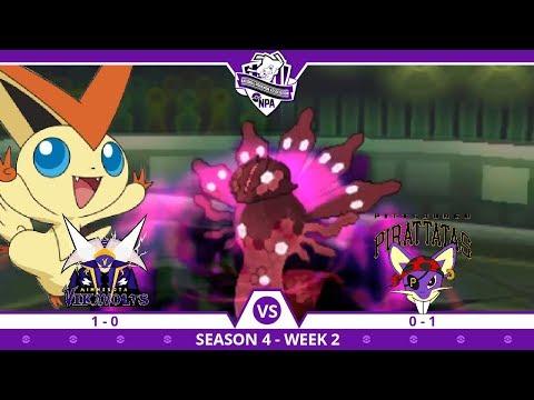 DESTRUCTION UNDER YOUR PILLOW! | Min Vikavolts VS Pit Pirattatas NPA S4 W2  | Pokemon Ultra S/M