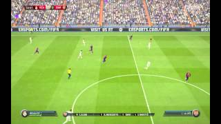 FIFA 15 FULL HD 60 fps test