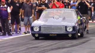 Street Outlaws 405 vs Darryl Bird 504 at Lonestar Resurrection