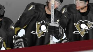 NHL 2K8 (PLAYSTATION 2) Nashville vs Pittsburgh