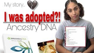 Found out I was ADOPTED from Ancestry DNA test (Adoption Journey + Mini Life Update)