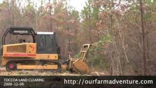 Toccoa Eco Land Clearing [HD]