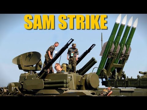 Russia Turkey Campaign: Reapers Attack Turkey's SAM Systems | DCS