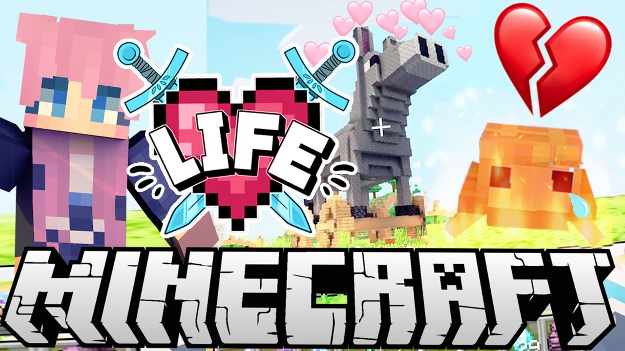 A Cute Surprise ... RUINED | Ep. 15 | Minecraft X Life SMP