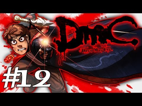 How Dante Got His Groove Back - DMC - Devil May Cry Gameplay / Walkthrough w/ SSoHPKC Part 12 - Very Useful Egg Timer