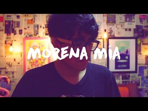 Miguel Bosé - Morena Mía - Querido Memo Cover