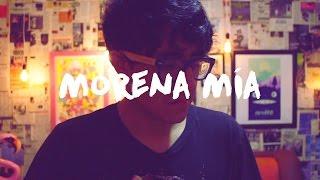 Miguel Bose - Morena Mia - Querido Memo Cover