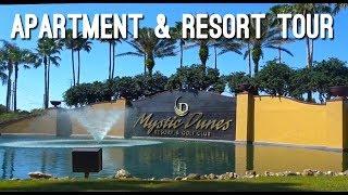 MYSTIC DUNES APARTMENT & RESORT TOUR 2018