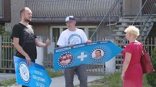 TKB - Tatomaty-bankomaty,manifestacja ojców - 22.07.2015