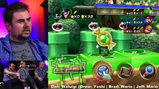 The Best of Mario Party Party  8