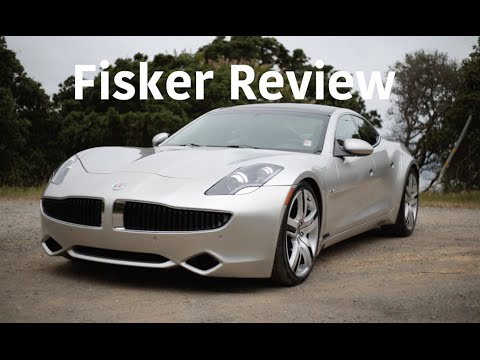 Fisker Karma Review! A Better Looking Tesla Or A Failure?