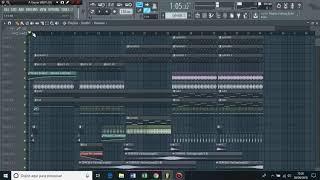 Armin van Buuren vs Shapov   The Last Dancer Remake#Hélio#Fl Studio